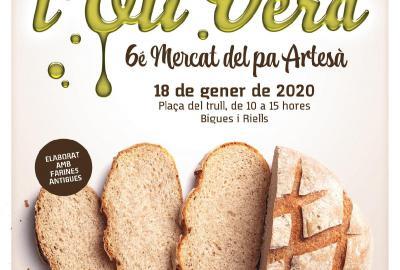 8ª Feria del aceite y 6º Mercado del pan!