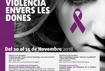 Bigues i Riells, contra la violència de gènere!