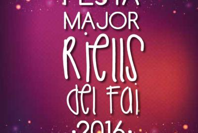 Festa Major de Riells del Fai!