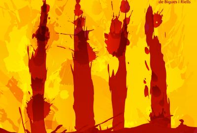 Diada de Catalunya a Bigues i Riells