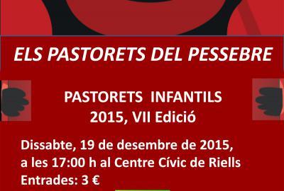 Els Pastorets del Pessebre 2015