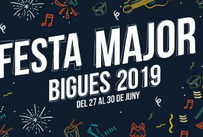 Fiesta Mayor de Bigues 2019