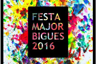 Arriba la Festa Major a Bigues!